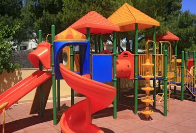 Детский парк Отель AluaSun Torrenova Palmanova, Mallorca